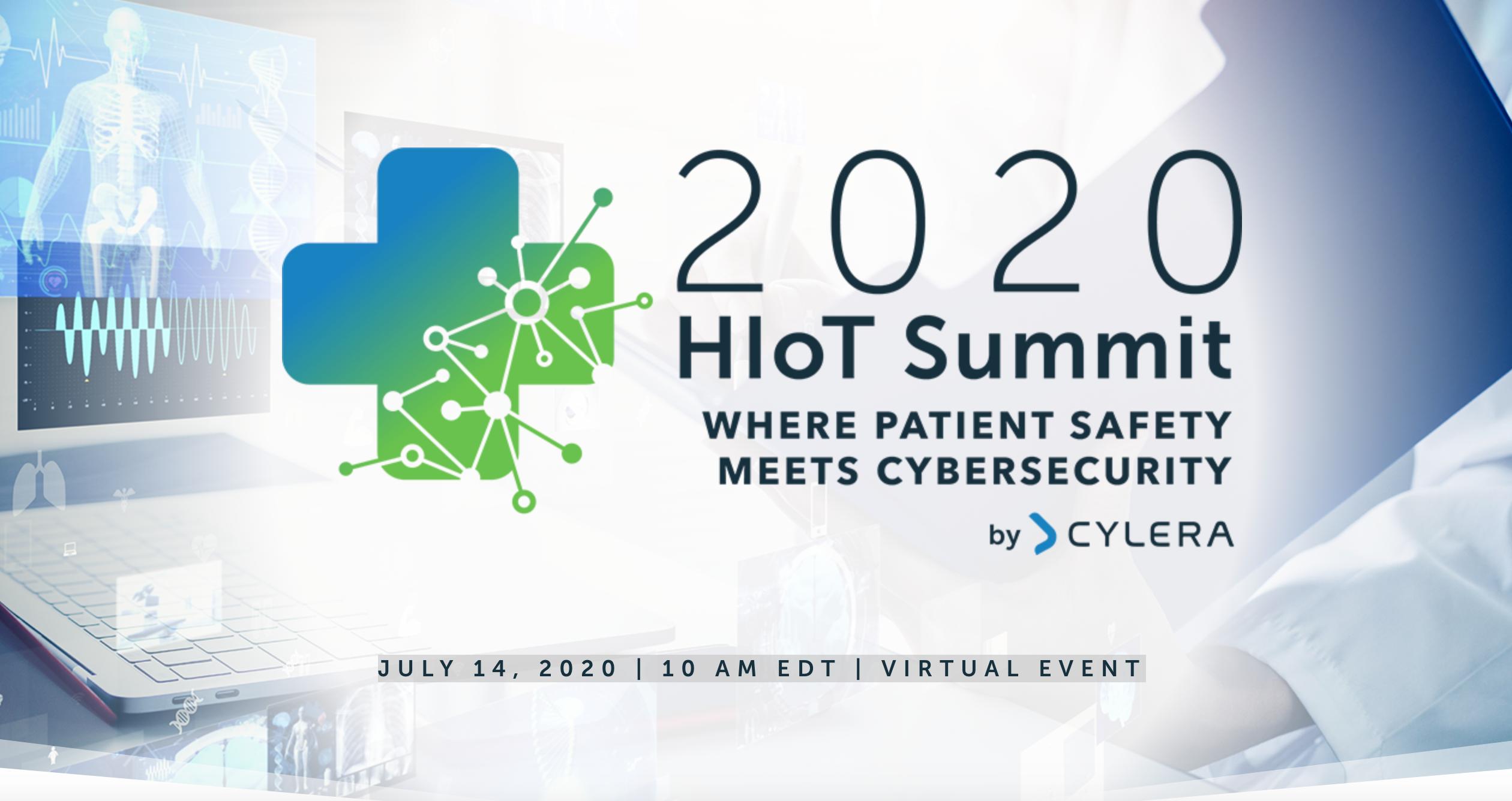 2020 HIoT Summit